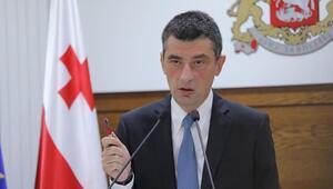 Gürcistan Başbakanı Gakhariadan NATO üyeliğine hazırız mesajı