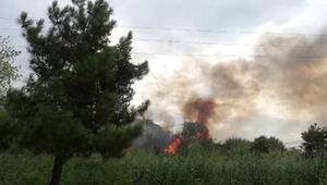Son dakika haberi: Büyükçekmecede korkutan yangın