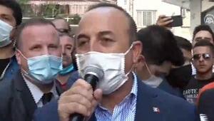 Lübnan'a destek ziyareti… Bakan Çavuşoğlu'ndan vatandaşlık açıklaması