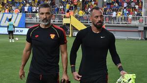 Kaleci antrenörü Suat Arıcan, Göztepeden ayrıldı