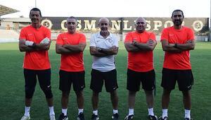Osmanlıspor teknik ekibinde değişiklik