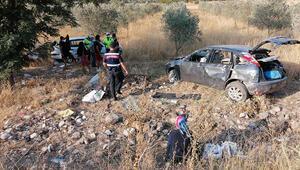 Muğlada iki otomobil çarpıştı: 4 yaralı
