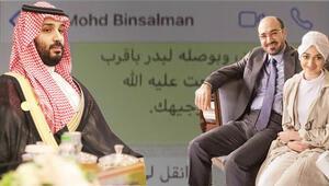 Prens'ten Suudi istihbaratçıya şantaj