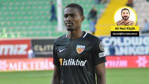 Son Dakika Transfer Haberleri   Galatasaraydan Bernard Mensah için Kayserispora yeni teklif