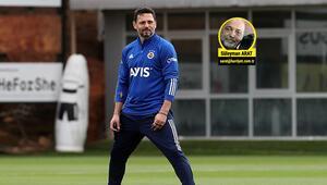 Fenerbahçede Erol Buluttan ilk idmanda mesaj: Ben yok, biz olacağız