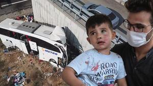 İstanbuldaki feci kazada 5 kişi hayatını kaybetti Şoke eden iddia: Yolcular şoförü 2 kez uyarmış
