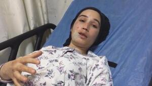 Otobüs kazasında yaralanan kadın: Şoför acele ediyordu, biraz da hızlı sürüyordu