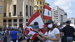 Lübnan Cumhurbaşkanı Avn: Beyrutun patlamanın öncesine dönmesi için büyük çabalar gerekiyor