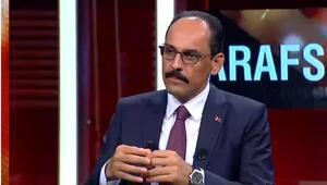 Son dakika Cumhurbaşkanlığı Sözcüsü İbrahim Kalından önemli açıklamalar
