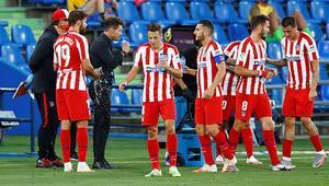 Son Dakika   Atletico Madridde iki ismin corona virüsü(koronavirüs) testi pozitif çıktı