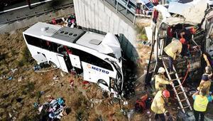 Şoför uyudu 5 kişi öldü, 25 kişi yaralandı