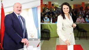 Belarus'ta sancılı seçim