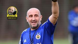Fenerbahçenin yeni kondisyoneri Pantelopoulos için çarpıcı sözler: Hem disiplinli hem diplomalı