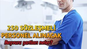 Konya Selçuk Üniversitesi 250 sözleşmeli sağlık personeli alacak - Başvuru şartları neler