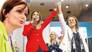 CHP Kadın Kollarında yeni başkan Nazlıaka oldu