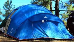 Keşan'da liman ve tabiat parkı arasındaki ormanlara girişler ile çadır kurulması yasaklandı