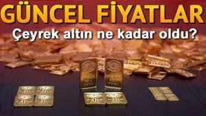 Altın fiyatları (gram, çeyrek ve yarım altın) düştü mü, ne kadar oldu Altın fiyatları canlı takip ekranı ile güncel altın fiyatları takip ediliyor