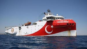 Son dakika haberi: Oruç Reis gemisi için NAVTEX ilan edildi