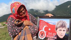 Şehit Eren Bülbülün annesi: Şehit yavrum tüm Türkiyenin acısı oldu