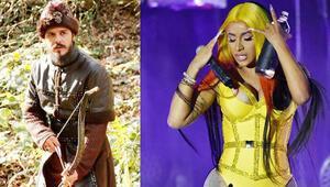 Dünyaca ünlü rapçi Cardi B. Topkapı Sarayı için eşi Offsete yalvardı