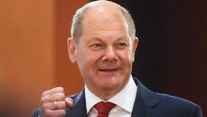 SPD'nin başbakan adayı Scholz