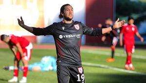 Samsunsporlu Ahmet Han Köse: Ligin en güçlü şampiyonluk adayıyız