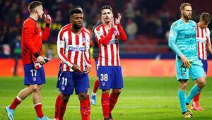 Atletico Madrid koronavirüse yakalanan iki oyuncusunu açıkladı