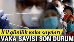 13 Ağustos Koronavirüs (coronavirüs) tablosu günlük veriler: Türkiye koronavirüs vaka ve ölüm sayısı.. Coronavirüs risk haritası