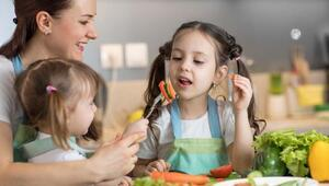 Çocuklara yemek yeme alışkanlığı kazandırmak için öneriler