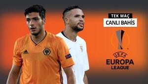 UEFA Avrupa Ligi çeyrek finalinde dev eşleşme Wolves ve Sevilla arasında iddaada favori olan...