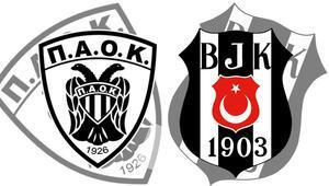 Son dakika | PAOK Beşiktaş maçı tarafsız sahada mı oynanacak