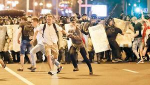 Belarus'ta muhalefet sonuçları kabul etmedi
