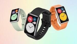 Huawei Watch Fit ortaya çıktı: İşte yeni akıllı saat