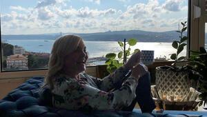 Derya Baykal 26 yıllık evinden taşındı... İşte yeni manzarası