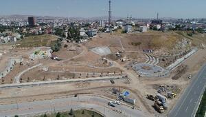 Savcı Mehmet Selim Kiraz Parkında çalışmalar sürüyor