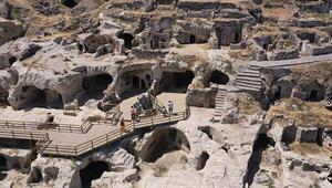 Kapadokyayı 7 ayda 420 bin turist gezdi
