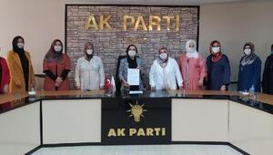 AK Partili kadınlardan Dilipaka suç duyurusu