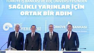 Üniversite ve bankadan salgın işbirliği