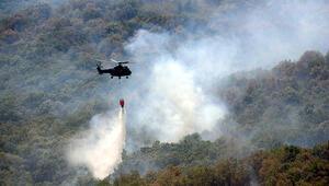 Edirne Valiliği: Bulgaristan sınırındaki yangında tek bir ağacımız yanmadı