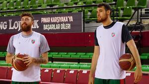 Pınar Karşıyaka'da yerli oyuncular sezonu açtı