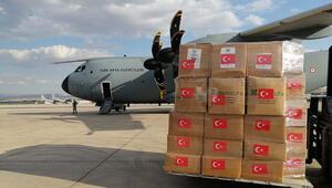 Türkiye Lübnana yardım etmeye devam ediyor