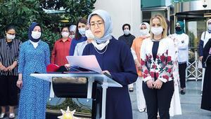 AK Partili kadınlardan Dilipak'a 81 ilde suç duyurusu