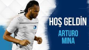 Arturo Mina, Büyükşehir Belediye Erzurumspora transfer oldu