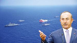 Çavuşoğlu'ndan Doğu Akdeniz mesajı: Taviz yok, kararlıyız