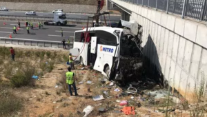 Kazada 5 kişi hayatını kaybetmişti Soruşturma dosyasında çarpıcı detaylar.. Yolcular uyarmış