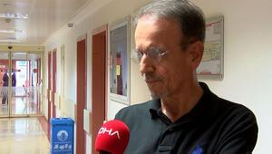 Son dakika haberler... Prof. Dr. Ceyhanı şoke eden manzara