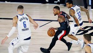 NBAde gecenin sonuçları | Lillard 61 sayı attı, müthiş maçı Portland kazandı