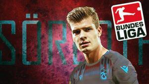 Sörlotha Bundesligadan talip çıktı