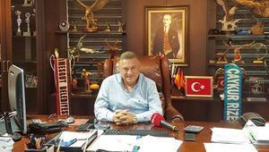 Rizespor Başkanı Hasan Kartal: Biz küme düşseydik, küme düşme yine kalkar mıydı