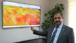 Antalyada hava sıcaklığı, 4-5 derece artacak